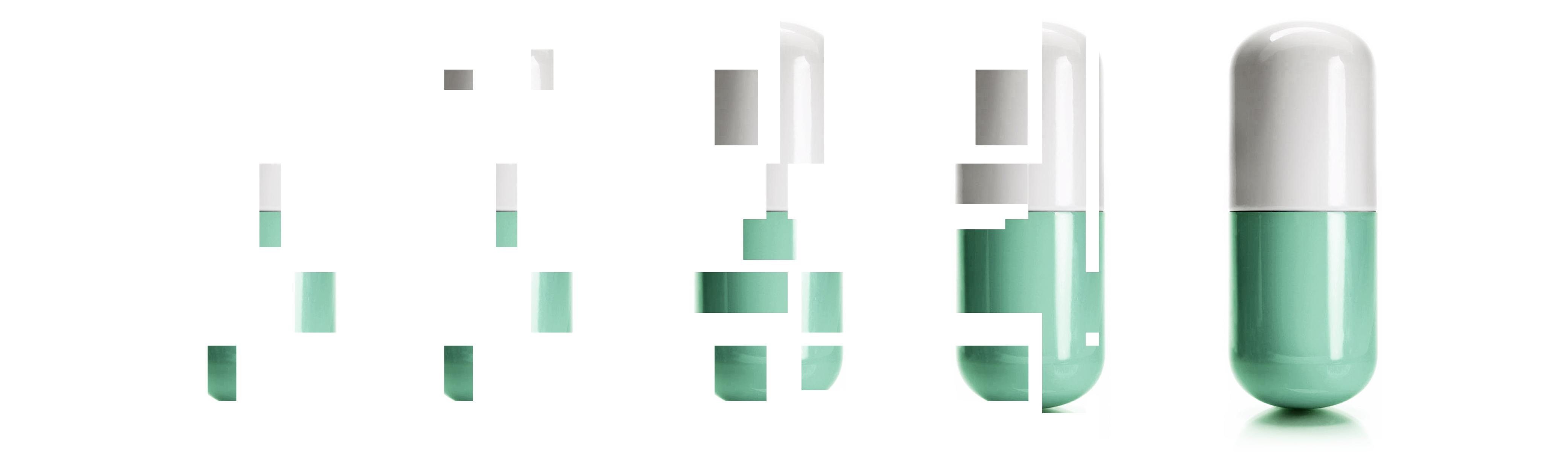 BaseLaunch Visual Green Pills