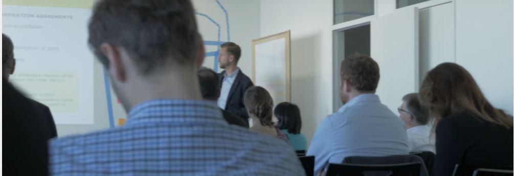 Roivant Sciences event - seminar