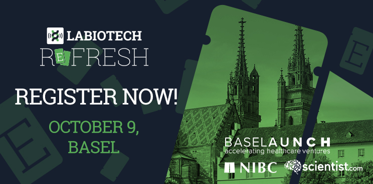 Labiotech Refresh-meetup Basel