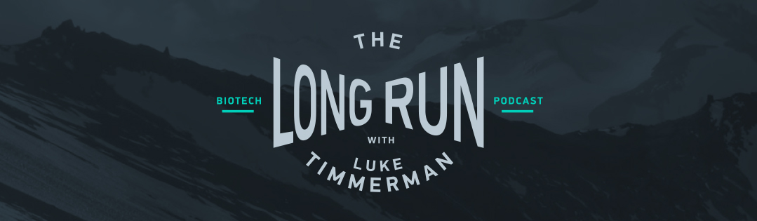 The Long Run podcast logo
